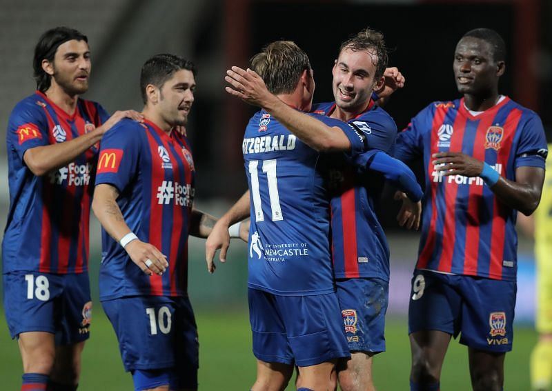 Newcastle Jets have a strong squad