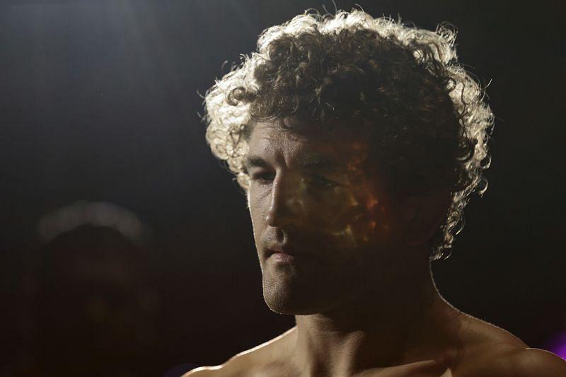 Ben Askren has a huge boxing match in March 2021