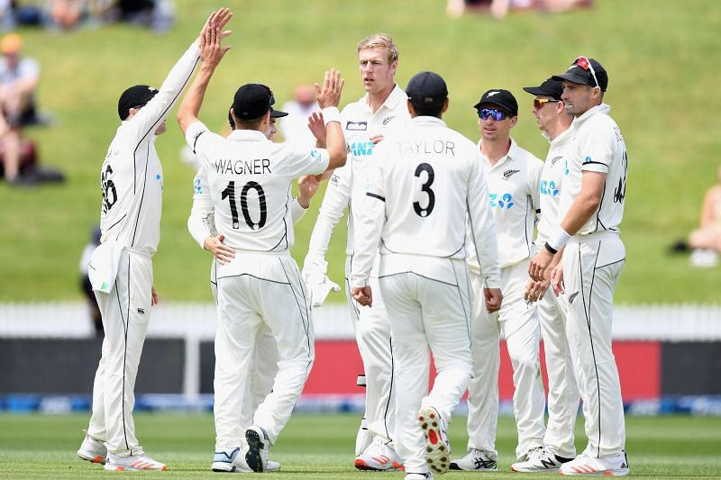 The New Zealand pace quartet was relentless throughout the first Test.