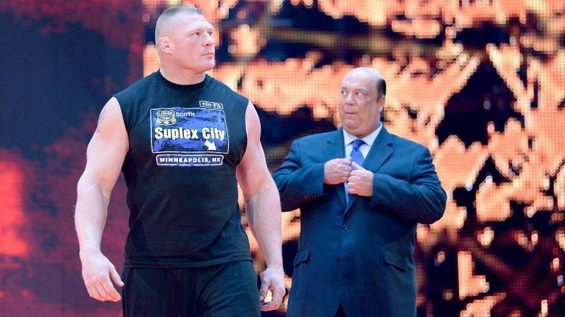 क्या ब्रॉक लैसनर साल 2020 खत्म होने से पहले WWE में वापसी करने वाले हैं।