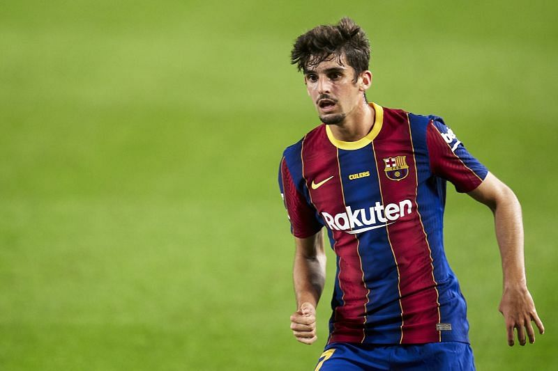 Trincao is yet to come of age at Barcelona