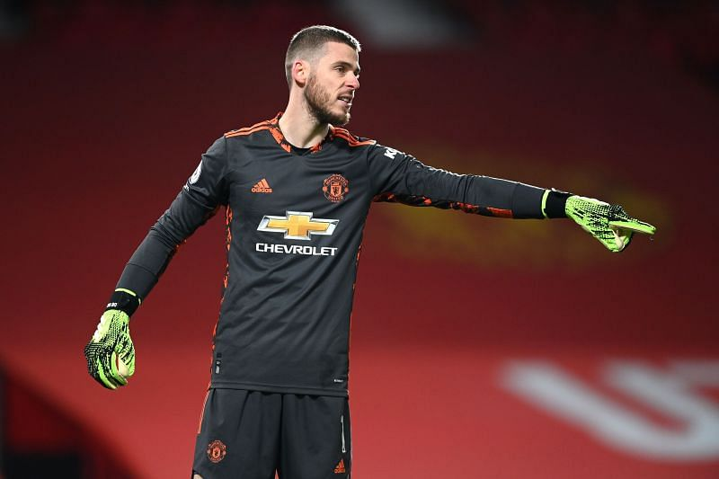 David de Gea was sensational in goal for Manchester United, making a number of vital saves.