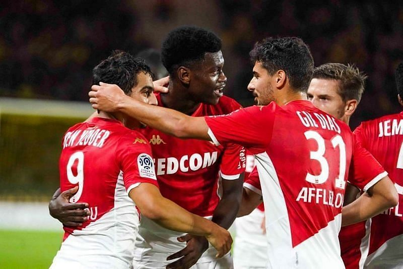 Monaco host St. Etienne in Ligue 1 action on Wednesday