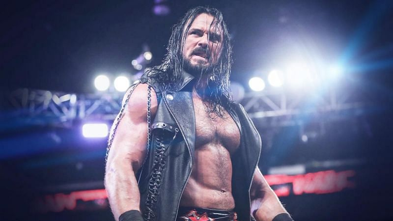 Drew McIntyre will face Al Styles at WWE TLC 2020