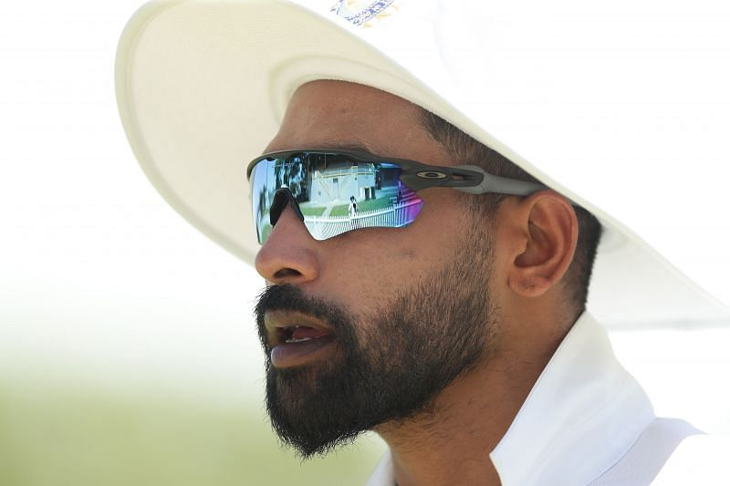 Mohammed Siraj picked up 5 wickets on his Test debut.