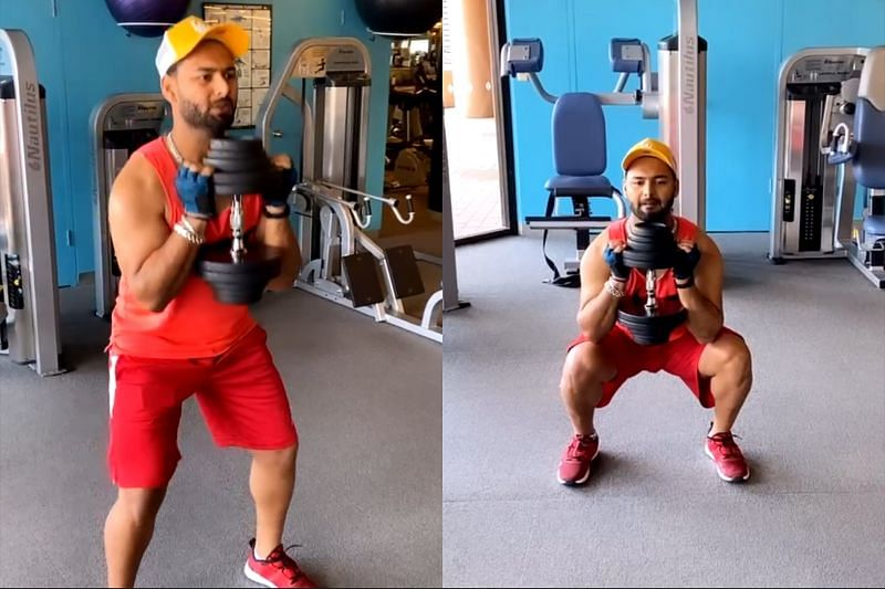Rishabh Pant has worked on his fitness levels after IPL 2020
