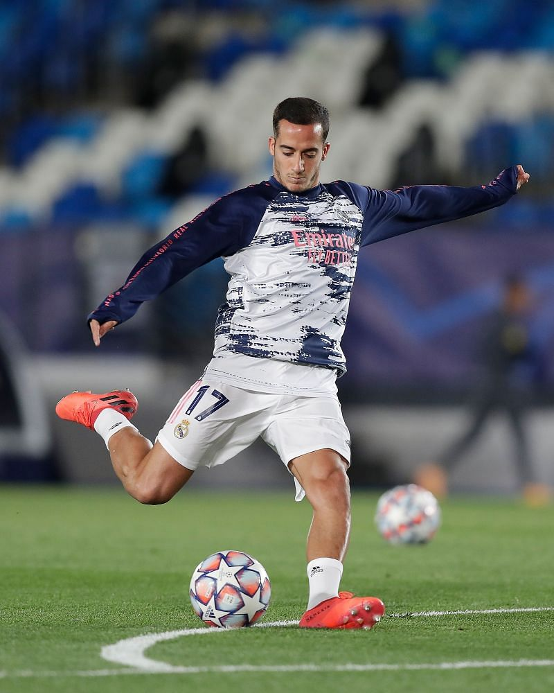 Lucas Vazquez will provide creativity down Manchester United