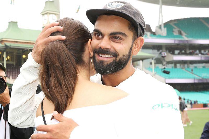 Virat Kohli will soon leave Australia on paternal leave