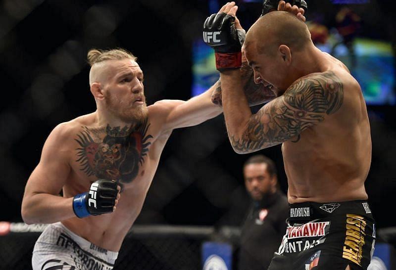 Conor McGregor vs Dustin Poirier I