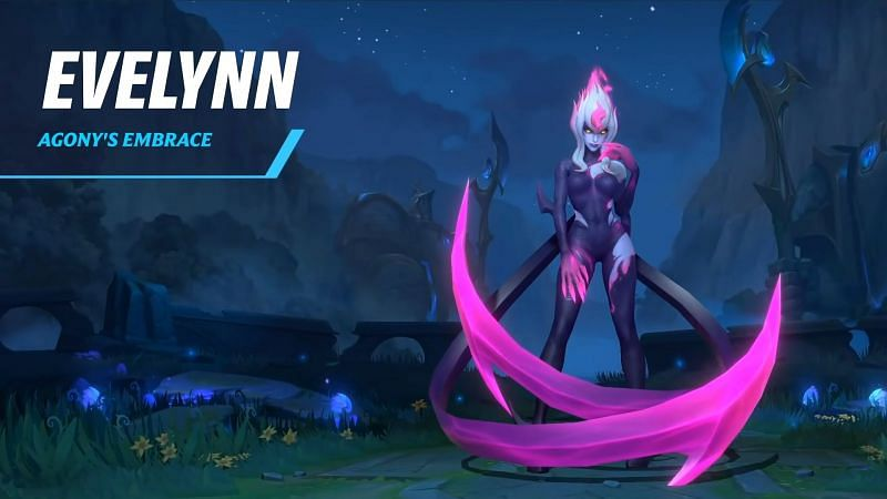 Guide on Evelynn from Wild Rift (Image via Riot Games)