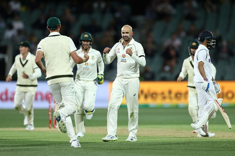 Lyon was exceptional on the first day of the Test series.
