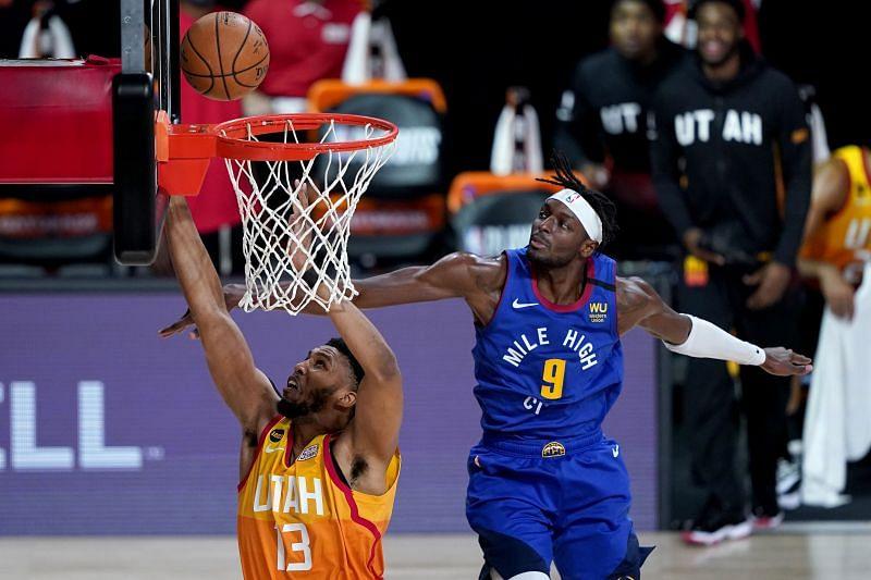 Denver Nuggets v Utah Jazz - Game Three