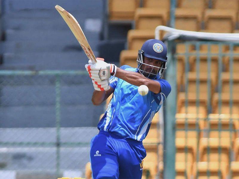 Pavan Deshpande led his Vultures CC side to the title [PC: TOI]