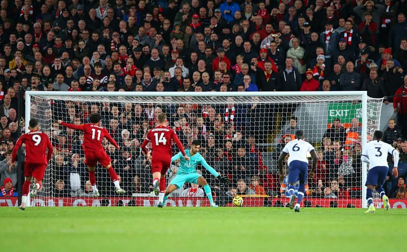 Liverpool take on Tottenham Hotspur this week