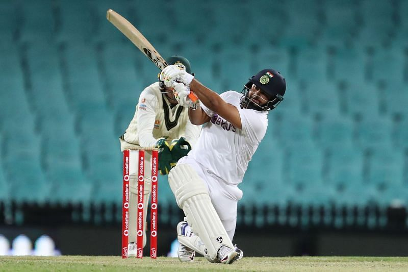 Aakash Chopra observed Rishabh Pant is likely to replace Wriddhiman Saha for the Boxing Day Test