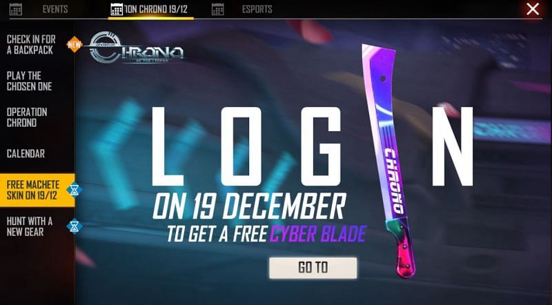 The Cyber Blade