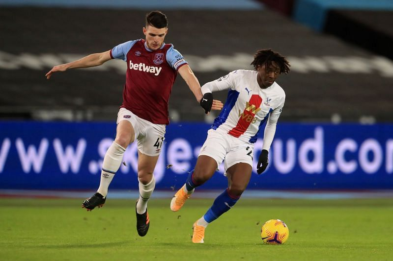 Declan Rice has been linked with Chelsea