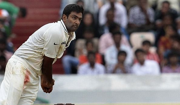 R Ashwin dismissed Steve Smith for the first time in 2013