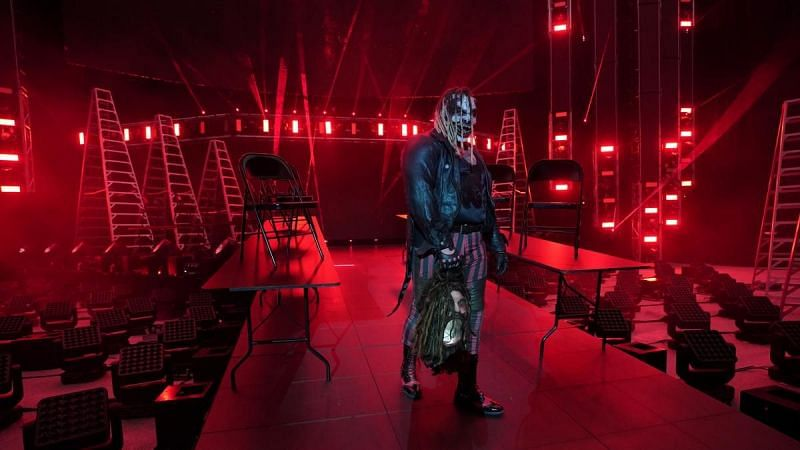 Will WWE get bored of The Fiend?