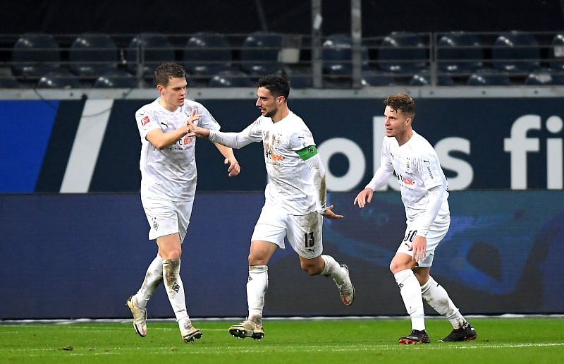 Borussia Monchengladbach take on TSG Hoffenheim this weekend