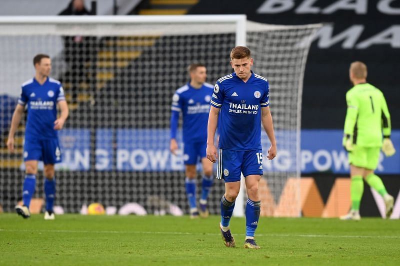 Harvey Barnes scored a superb goal for Leicester City