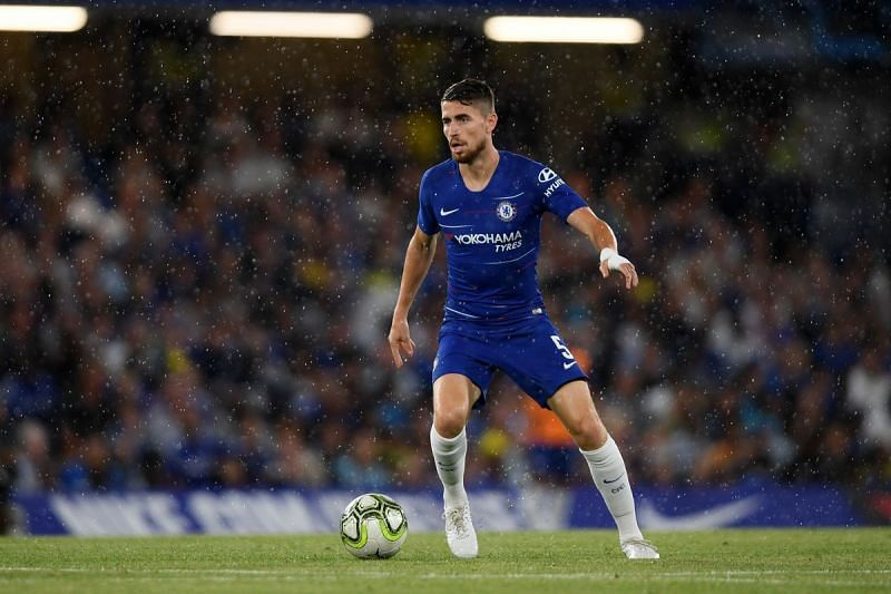 Chelsea midfielder Jorginho may return to Italy in the future.