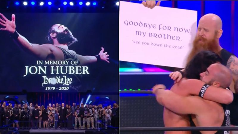 AEW Dynamite Results: A big tribute to Brodie Lee