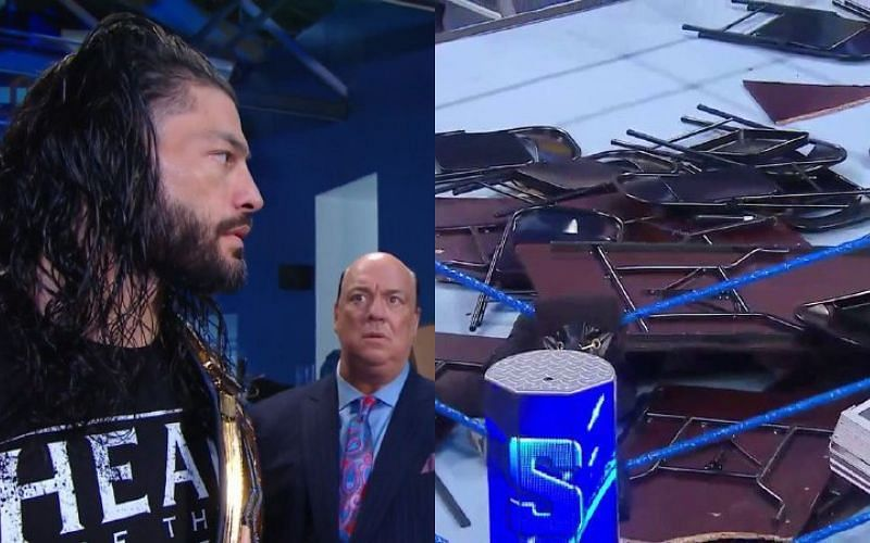 A lot happened on WWE SmackDown this week