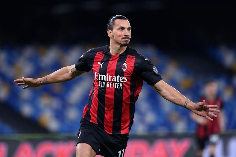 Zlatan Ibrahimovic might not play this game