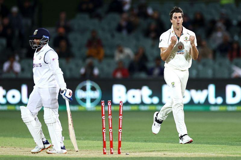 पृथ्वी शॉ पहले टेस्ट मैच में आउट होने के बाद