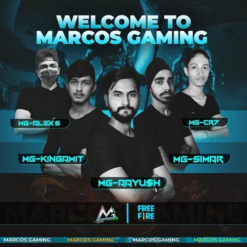 Marcos Gaming