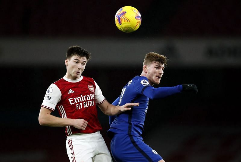 Another disappointing outing for Chelsea summer signing Timo Werner