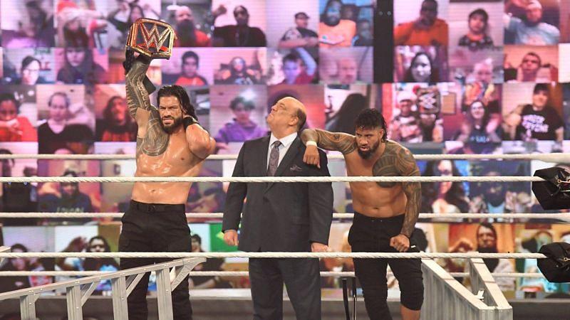 साल 2020 के WWE SmackDown के आखिरी एपिसोड में यूनिवर्सल चैंपियनशिप को डिफेंड करेंगे रोमन रेंस