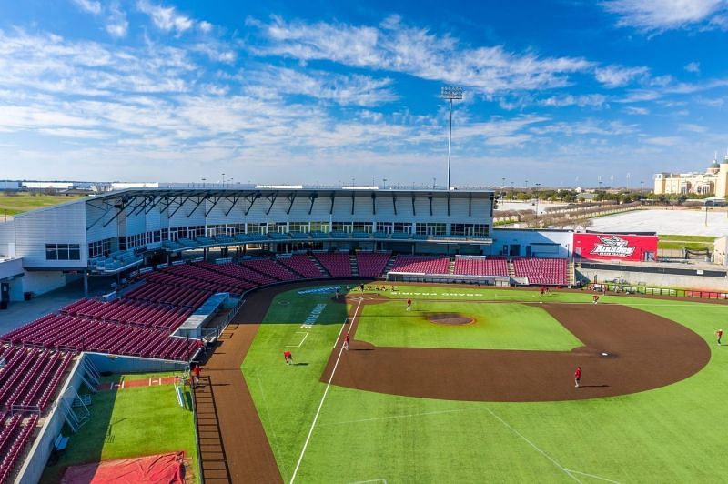 AirHogs Stadium, Dallas (Image credit: Texas AirHogs Baseball, Facebook)