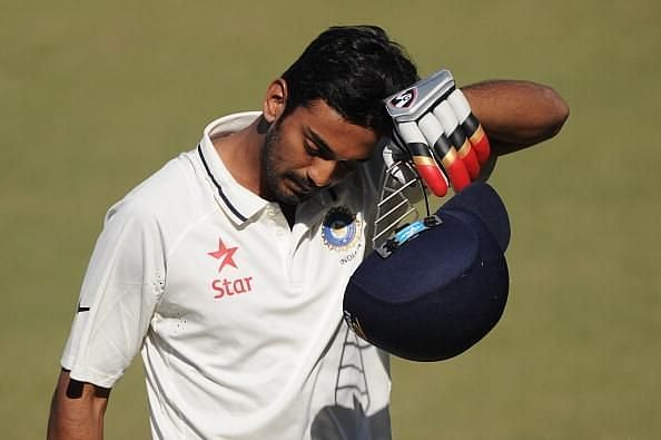 KL Rahul debuted in the Boxing Day Test in Melbourne.