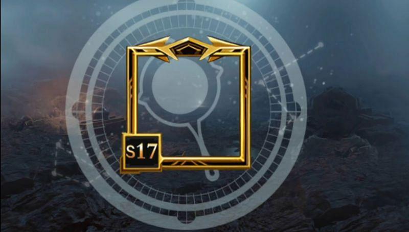 Season 17 Conqueror tier reward (Image via Mad Tamizha YT)