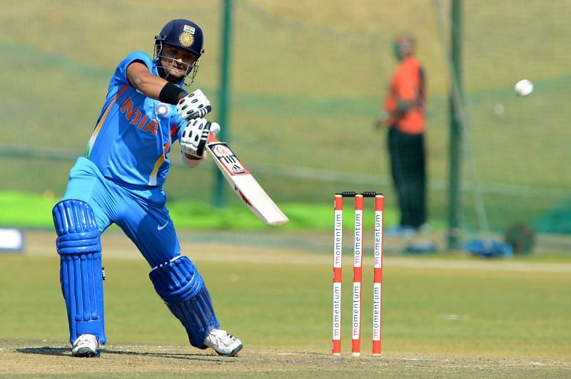 Suresh Raina announced his retirement from international cricket earlier this year.