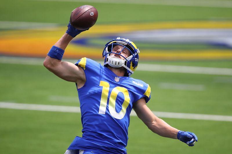 Los Angeles Rams wide receiver Cooper Kupp
