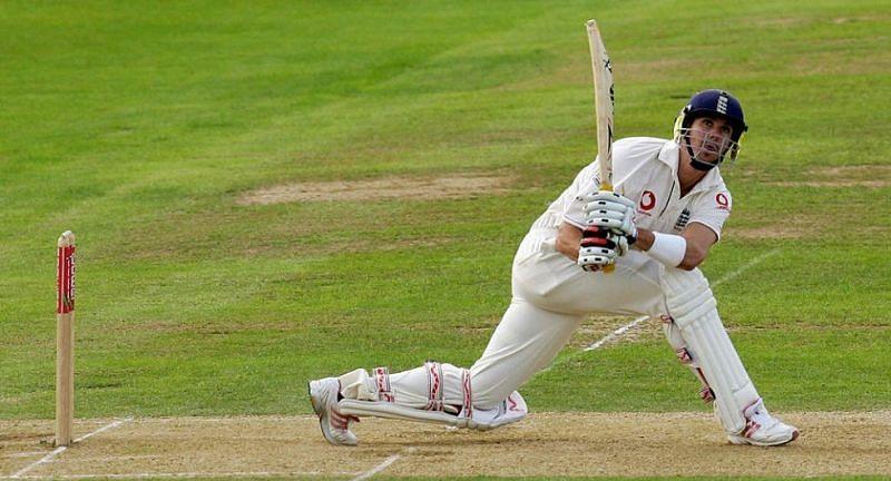 Kevin Pietersen playing a switch hit (wisden.com)