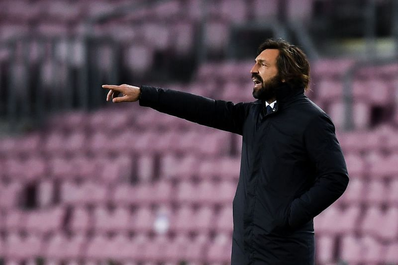 Andrea Pirlo is in the market for a midfielder