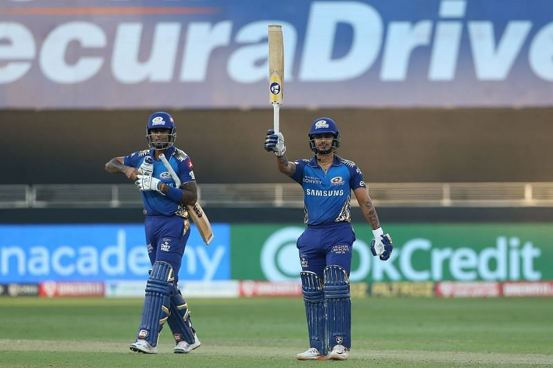 Suryakumar Yadav and Ishan Kishan are yet to make their India debuts [P/C: iplt20.com]