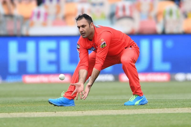 Mohammad Nabi is expected to head off on international duty with Afghanistan.