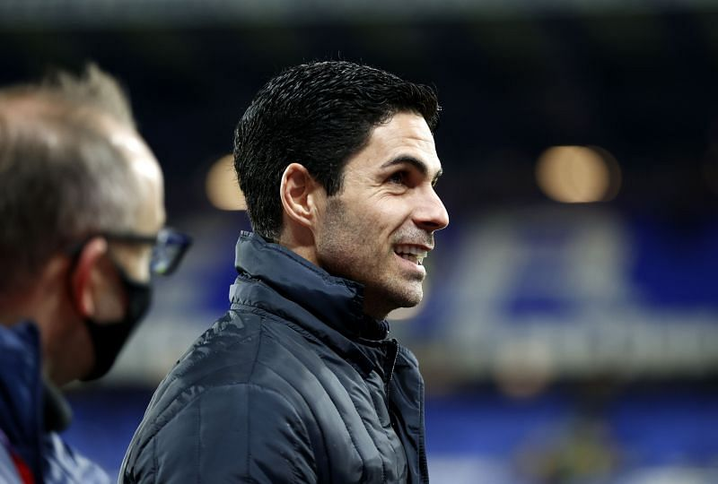 Arsenal manager Mikel Arteta wants to add creativity to his squad in January