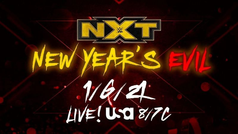 NXT New Year