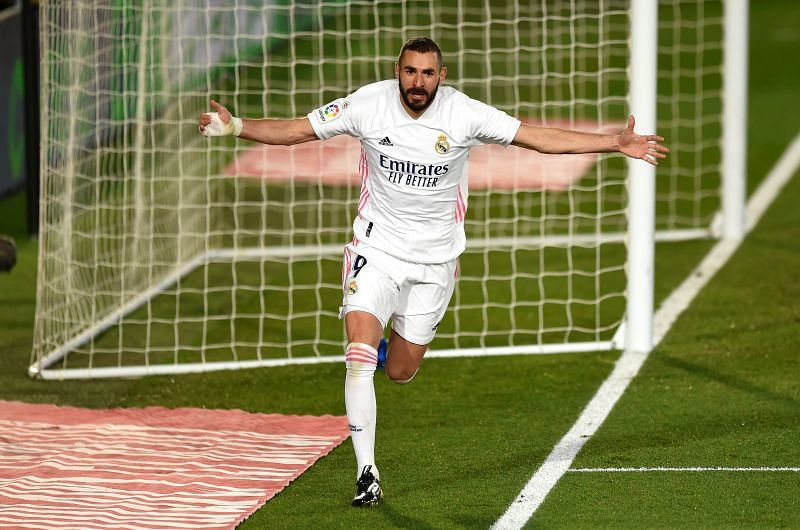 Karim Benzema fired Real Madrid to a win against Athletic Club