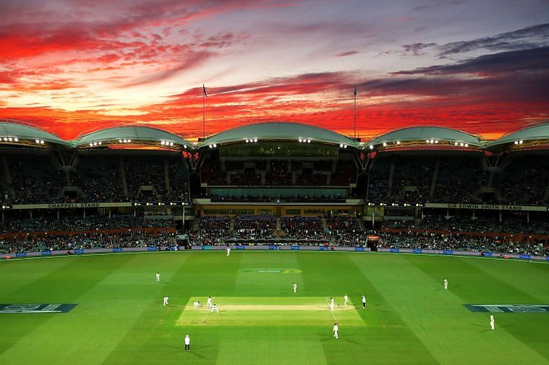 Adelaide Oval will host the pink-ball Test between the Indian cricket team and Australia