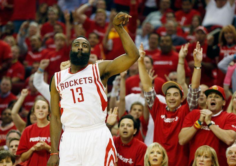 Dallas Mavericks v Houston Rockets - Game One