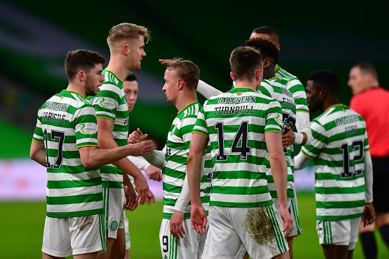 Celtic will play Hamilton Academical on Saturday
