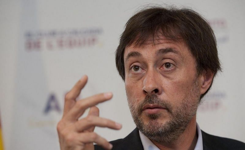 Agusti Benedito is one of the favourites to land the Barcelona president job