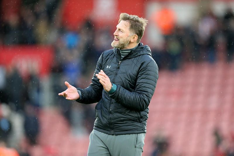 Ralph Hasenhuttl has no fresh injury concerns in his squad